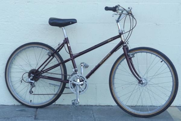 17 summit aries mixte step thru town utility bike 54 57 - Mixte Frame