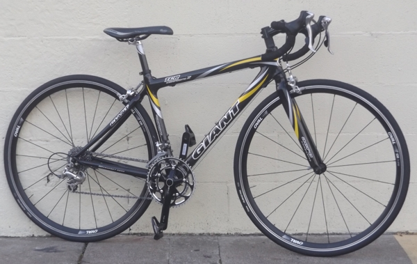 Xs Giant Tcr C2 Carbon Compact Ultegra Road Bike 4 11 5 3