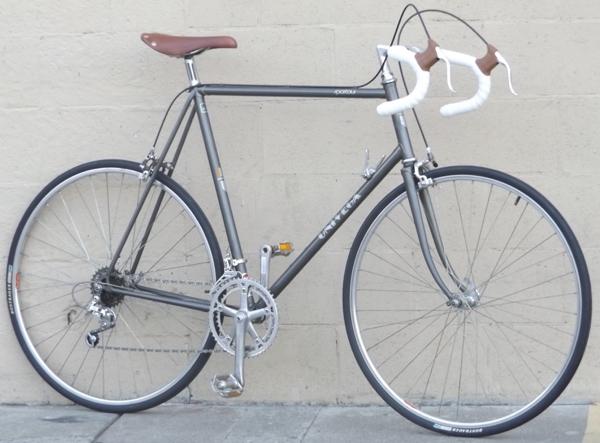 61cm Univega Sportour Lugged Steel Road Bike 6 0 6 3