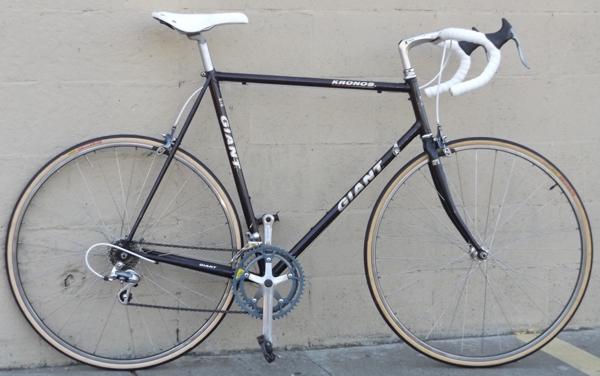 61cm Giant Kronos Lugged Vintage Road Bike 6 0 6 3
