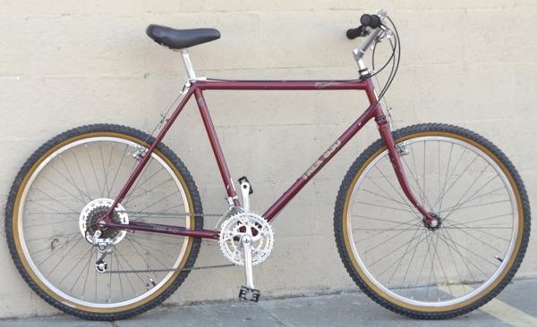 21 Trek 830 Vintage 800 Series Usa Mountain Utility Bike 5 8 5 11