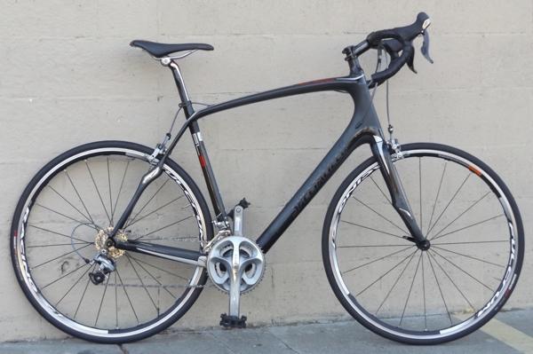 61cm Specialized Roubaix Expert Carbon Ultegra Endurance Road Bike
