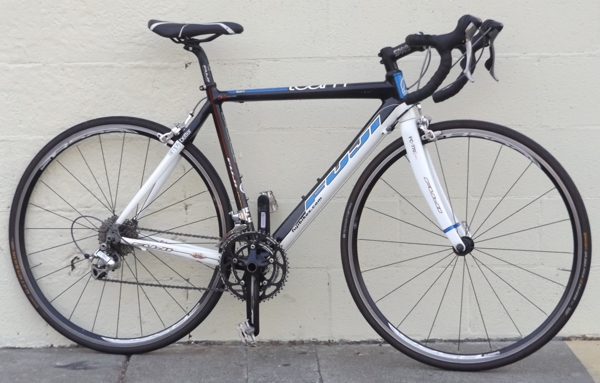 52cm Fuji Team Ultegra 105 Carbon Road Bike 5 5 5 8