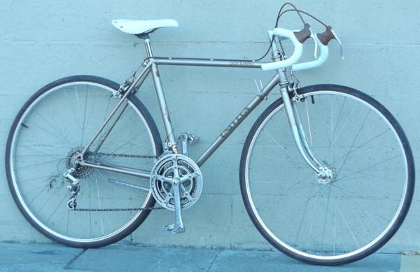 50cm Vintage Univega Gran Turismo Touring Road Bike 5 2 5 5
