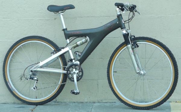 17 Trek Y 22 Oclv Carbon Fox Full Suspension Mountain Bike 5 5 5 8