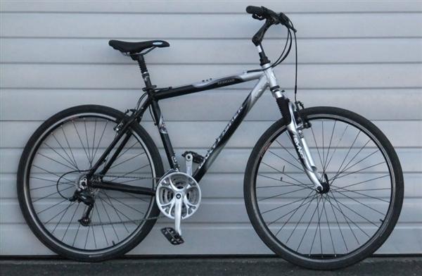 """20"""" GARY FISHER Zebrano Aluminum Utility Bike 5'11""""-6'2"""""""