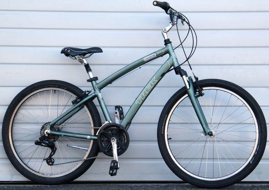 15 5 Quot Trek Navigator 2 0 Aluminum Comfort Commuter Bike 5