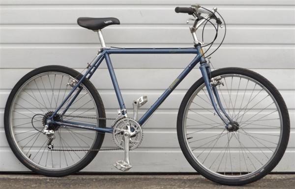 19 5 Quot Trek 800 Series Vintage Mountain Bike 5 7 Quot 5 10 Quot
