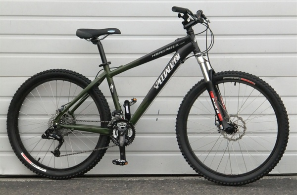 17 5 Quot Specialized Hard Rock Comp Aluminum Mountain Bike 5