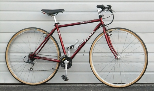 17 5 Quot Trek 720 Multitrack 21 Speed Utility Bike 5 0 Quot 5 3 Quot