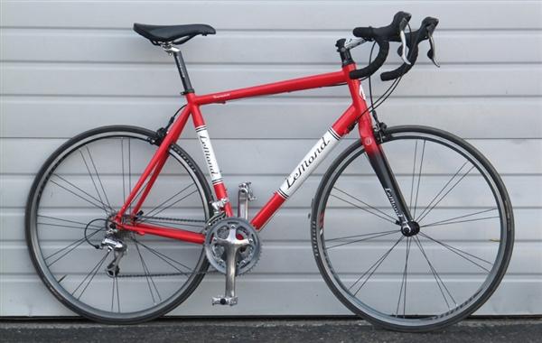 57cm 2007 Lemond Tourmalet Aluminum Triple Road Bike 5 10