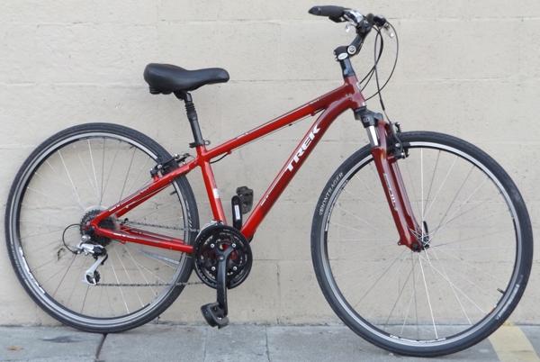 15 Quot Trek Verve 3 Aluminum Suspension Utility Bike 5 2 Quot 5 5 Quot