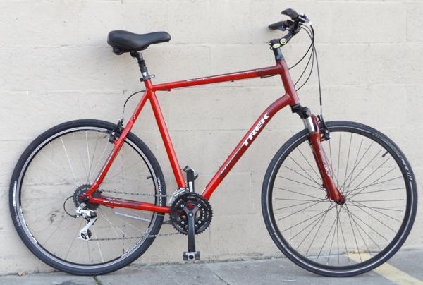 25 Quot Trek Verve 3 Aluminum Suspension Comfort Utility Bike