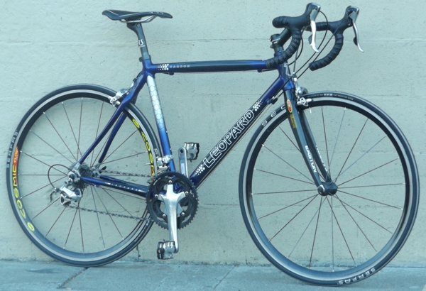 "52cm LEOPARD L1 Carbon Dura-Ace Road Bike 5'5""-5'8"""