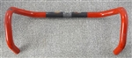 41cm x 26.0mm Easton EA90 carbon drop bars red ergonomic