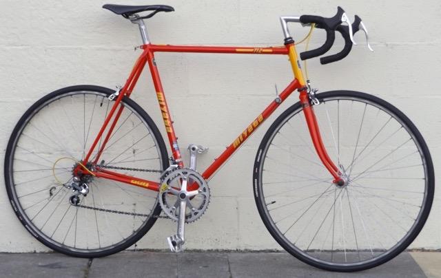 59cm MIYATA 712 Shimano 105 Triple Butted Japan Road Bike ~5\'11\