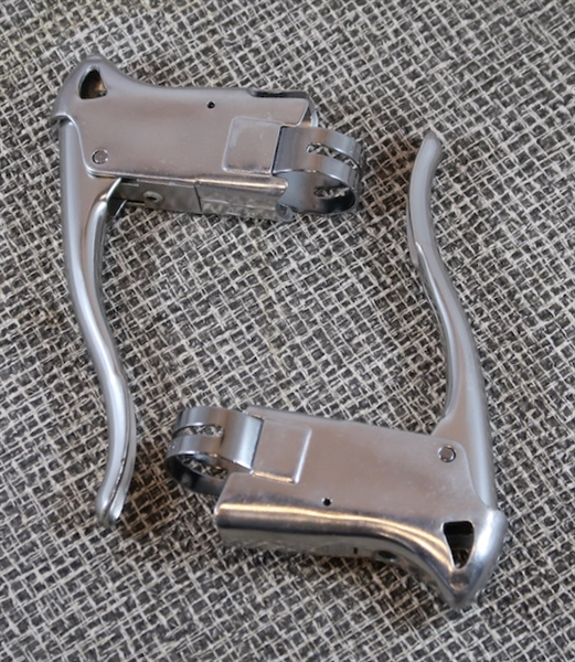 Shimano 600 aero brake levers no hoods