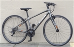"15"" TREK FX 7.5 Aluminum Carbon Hybrid Road Bike ~5'2""-5'5"""
