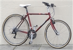 "45cm TERRY Classic Mixed Wheel Commuter City Road Bike ~4'10""-5'2"""
