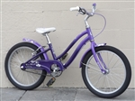 "20"" Wheel GIANT Bella Single Speed Transition Bike ~Ages 5-8"