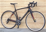 "54cm SPECIALIZED Roubaix Carbon Ultegra Mavic Road Bike ~5'7""-5'10"""