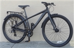 "Small BATCH Commuter 8 Speed Disc 27.5"" Aluminum City Bike ~5'1""-5'5"""