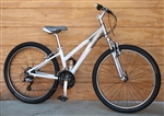 "13"" TREK 3700 Aluminum 21-Speed Suspension Mountain Utility Bike ~4'11""-5'2"""