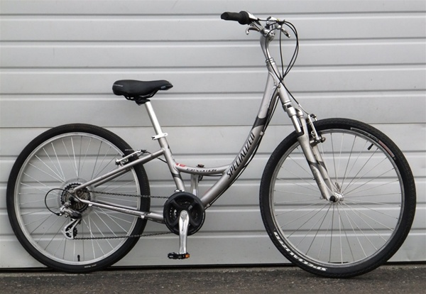 14 Quot Small 2007 Specialized Expedition Women S Comfort