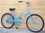"Medium ELECTRA Cruiser 1 Coaster Brake Beach Cruiser Bike ~5'2""-5'10"""