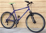 "19"" KONA Lava Dome Cro-Mo Hardtail Mountain Bike ~5'10""-6'1"""