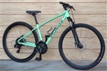 "Small SPECIALIZED Crosstrail 2019 Aluminum Suspension Disc Utility Bike ~5'2""-5'5"""