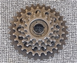 5 speed 14-31 Regina Extra freewheel Italy
