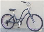 "Medium ELECTRA Townie 21D Aluminum Hybrid Cruiser Bike ~5'2""-6'1"""
