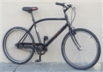 "20"" BIANCHI Milano Cafe Racer 8 Speed Commuter Utility Bike ~5'10""-6'2"""