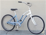 "17"" GIANT Simple Classic Step Thru Beach Cruiser Bike ~5'4""-6'0"""