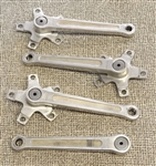 170mm x 86 bcd Stronglight Model 99 double tandem crank arms set ISO