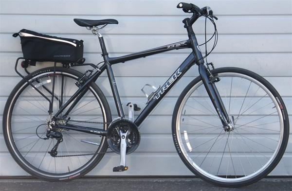 20 Quot Trek 7 3 Fx 24 Speed Aluminum Hybrid Utility Bike 5 9