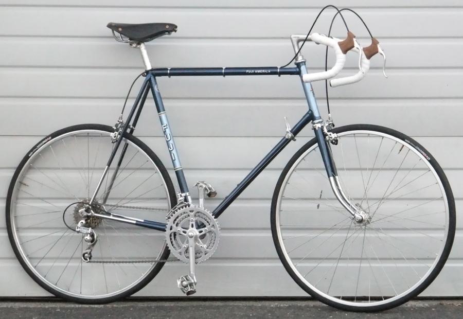 63cm FUJI America Chromoly 18 Speed Vintage Sport Touring Road Bike ...