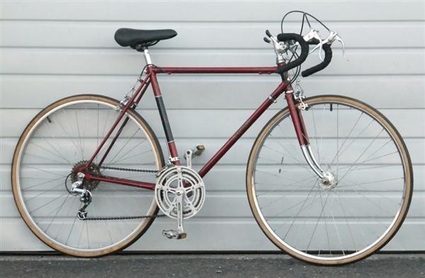 Vintage Raleigh Road Bikes 120