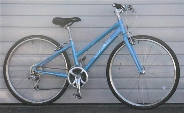 15 Quot Trek Fx 7 2 Women S Utility Hybrid Bike 5 4 Quot 5 7 Quot