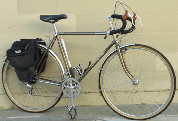 54cm Centurion Pro Tour 15 Vintage Touring Road Bike 5 7