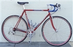 "56cm BASSO Gap Italian Shimano Dura Ace Road Bike ~5'9""-6'0"""