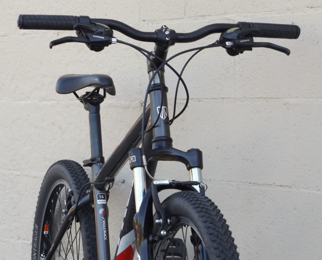 16 Quot Trek 820 Singletrack 21 Speed Suspension Mountain Bike