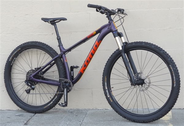 "Medium KONA Honzo AL/DL Hardtail 1x11 Hydro Disc 29er Mountain Bike ~5'7""-5'10"""