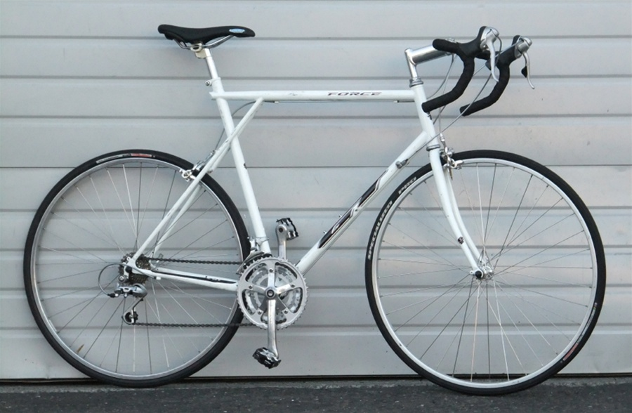 59cm GT Force Lugged Steel Triple Road Bike 6\'0\
