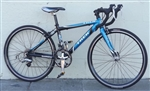 "40cm TREK KDR 1000 Aluminum Carbon Junior 24"" Wheel Road Bike ~4'6""-4'10"""
