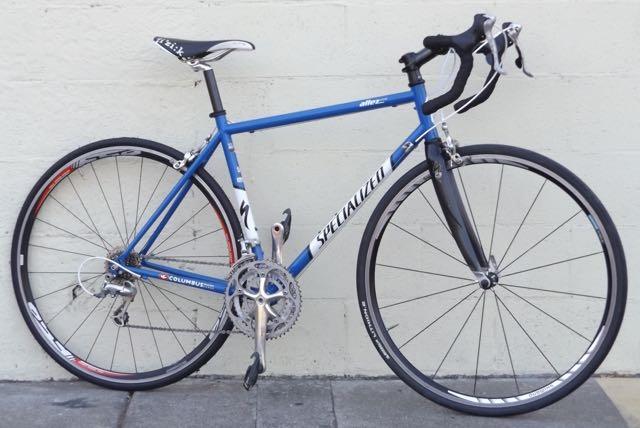 54cm SPECIALIZED Allez Comp Columbus Carbon Ultegra Road Bike ~5\'7 ...