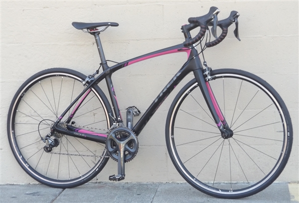 "52cm TREK Silque SL Carbon Ultegra WSD 11 Speed Road Bike ~5'5""-5'8"""