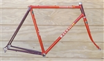 54cm Raleigh Reynolds 531c Campagnolo Frameset England 1980's