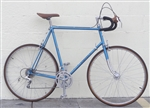 "64cm UNIVEGA Gran Turismo Lugged Steel XXL Vintage Road Bike ~6'3""-6'8"""